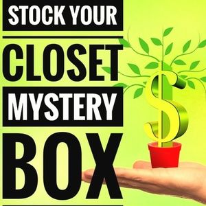 Other - $30 RESELLER INVENTORY BOXES $30